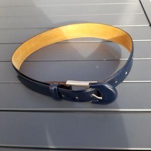 Giorgio Armani Italian leather belt